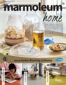 Marmoleum home